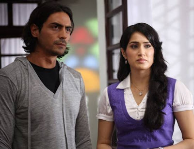 Sagarika Ghatge with Arjun Rampal in Fox