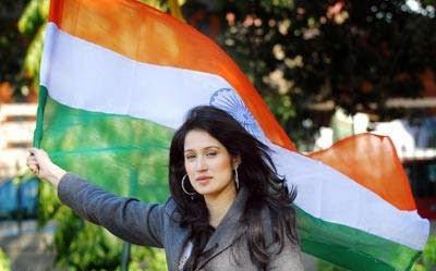 Has Sagarika Ghatge created history?