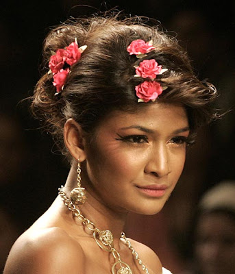 Carol Gracias - The Indian Supermodel