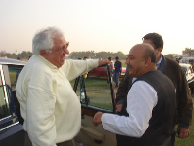 Sudhanshu Mittal Ji with Kashyap.