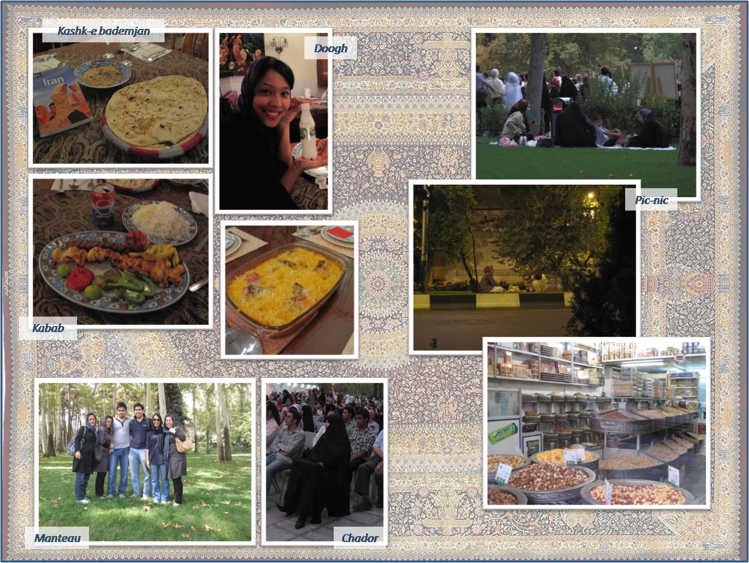 Do que elas gostam: Irã - Relatos de uma viagem desconhecida
