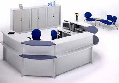 Proalmec muebles de recepcion for Muebles de recepcion de oficina