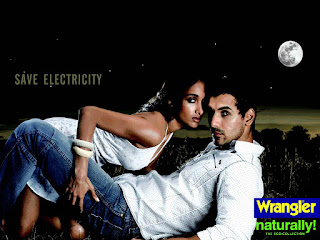 John Abraham and Jiah Khan