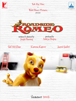 Roadside Romeo (2008) Mp3 Songs