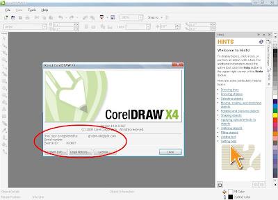 crack для corel draw x4