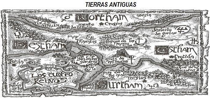Las Tierras Antiguas