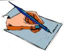 Si te cansas de escribir, entonce vuelve a escribir.