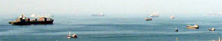 tráfico marítimo Mar de Mármara