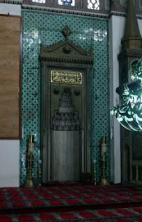 Estambul Asia mihrab