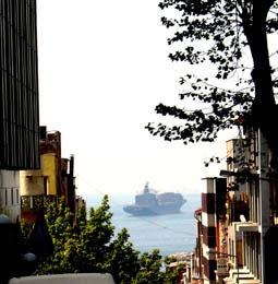 Estambul barcos