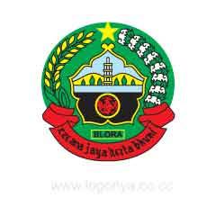 Kabupaten Blora Logo Vector