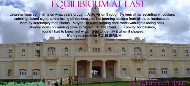 EQUILIBRIUM AT LAST