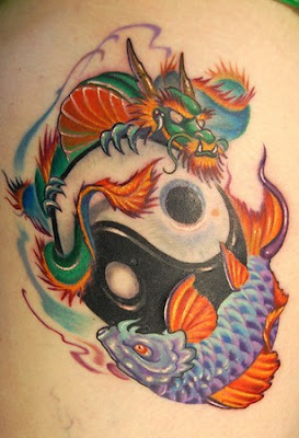 Beauty Tattoo: Asian Culture Tatoo Designs