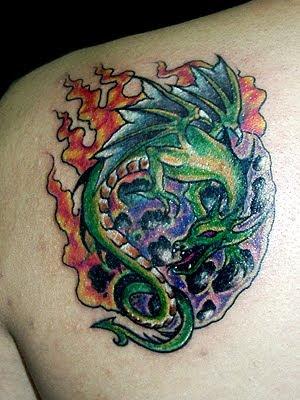 armband tattoo tribal »