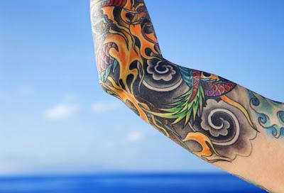 Flower Tattoos Designs  Women on Art Designs  Hawaian Flower Tattoos On Women