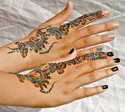 henna designs on hand for best friend tattoos
