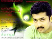 Hot Star Surya's Birthday Program conducted by Fan Club