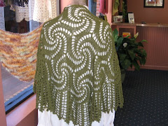 Swirl Shawl