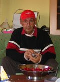 62. születésnapját ünnepeljük (2009.)