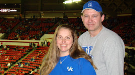 Barton and Kendra at the Kentucky vs. Georgia Game!