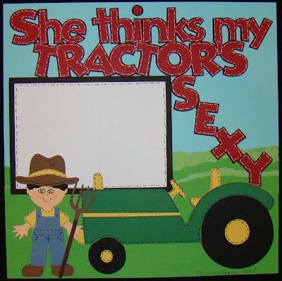 She thinks my tractor is sexy photo 93