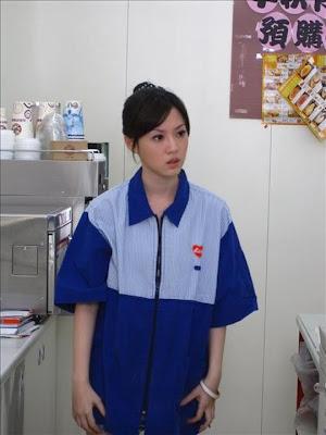 士林 萊爾富正妹店員 楊可凡