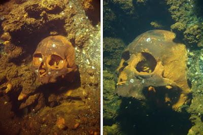 世界11大海底墳墓(十) 沉沒的山霧丸
