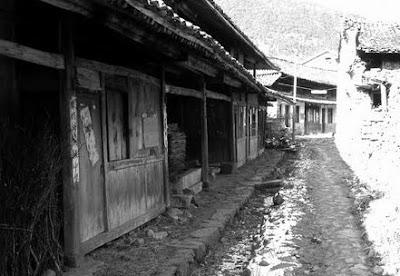 中國鬼村-羅垟村