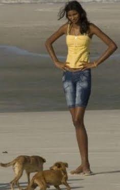 巴西 巨人美少女