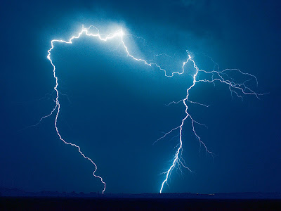 彩色閃電 雷聲大 - 彩色閃電 雷聲大雨點小