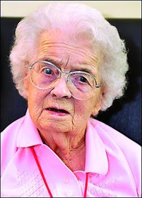 最老剩女 106歲 - 全世界最老的剩女 106歲沒交男友未獻出初吻