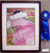 Best of Show--2010 Essential Nude Exhibit, Livermore Art Association