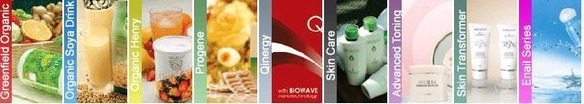 Melilea Makanan Organik Premium