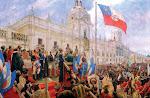 Juramento Proclamación Independencia de Chile