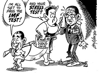 Las May The Gleaner Mar 19 2010Remember What Donkey Said Worl Nuh Level Translation Theres No Playing Field
