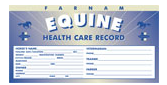 Setting up an Equine Health Records Notebook