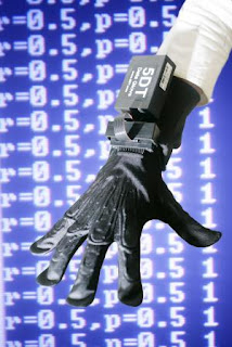 image of cyber glove