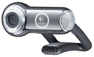 picture of small webcam