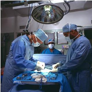 image of surgeons