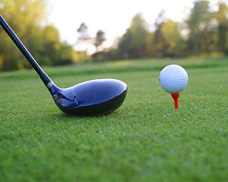 photo of golf club