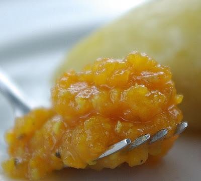 рецепт аджики из жёлтых помидоров