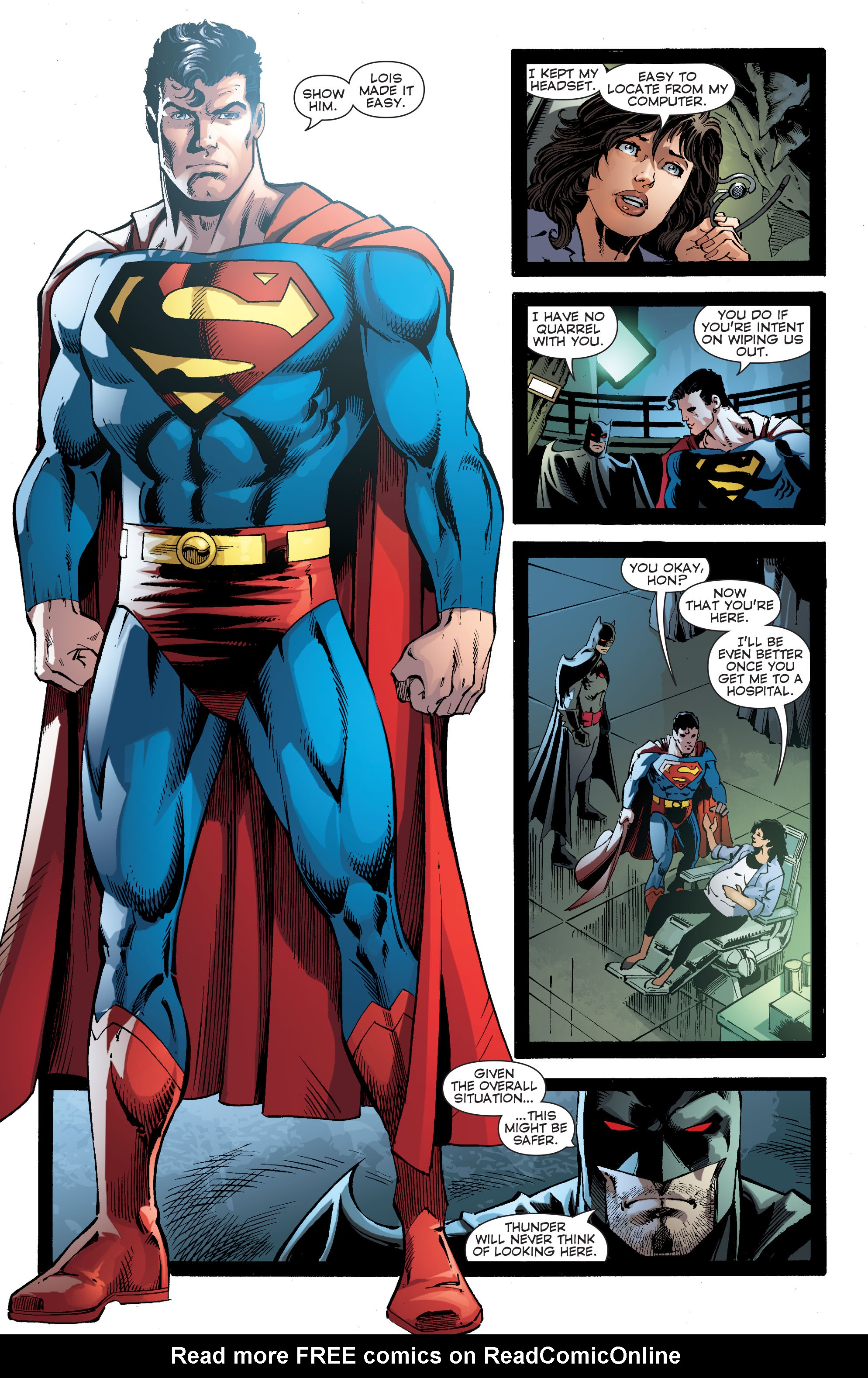 Read online Convergence Superman comic -  Issue #2 - 18