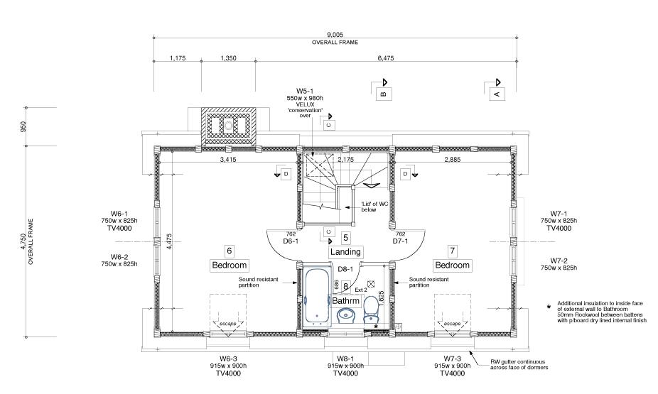 From Little Acorns No 4 The Floor Plans
