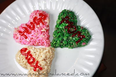 super easy valentines treats recipe