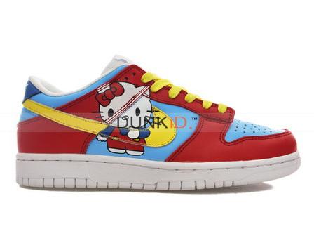 ღ Alice In Wonderland ღ  ♥ kitty + nike shoe ♥ d28a14b16b