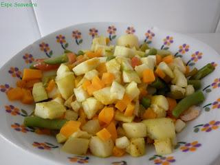 Como cocinar fideos al vapor receto for Cocinar zanahorias al vapor