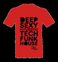 Deep sexy tshirt