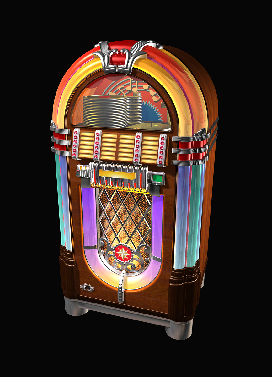 Jukebox 1950s http://interborohighschoolclassof1960.blogspot.com/2010/10/more-1950s-icons.html