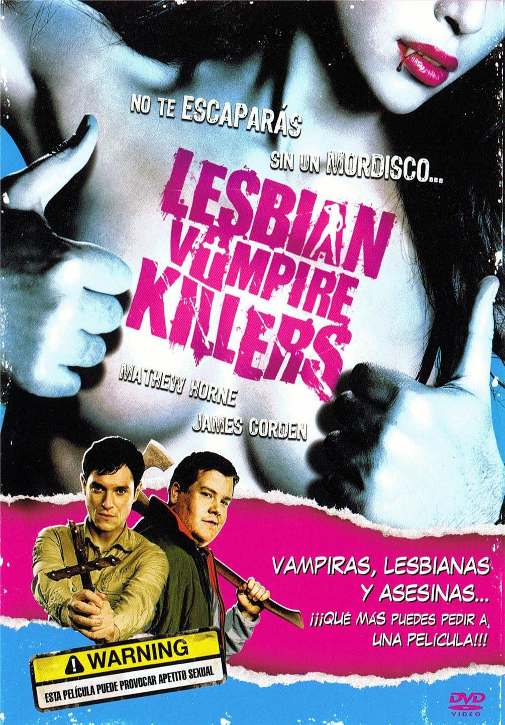 Emer Kenny en asesinos de vampiros lesbianas