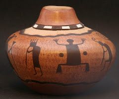 Southwest  pottery art